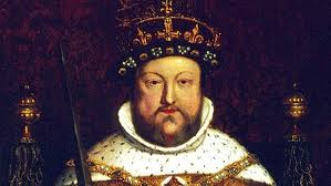 Henry VIII in Parliament Robes after 1540