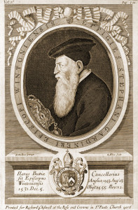 Gardiner as the Grand Old Man of the English traditionalists in the episcopacy..