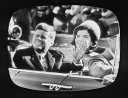 The fatal motorcade in Dallas Texas 22nd November 1963