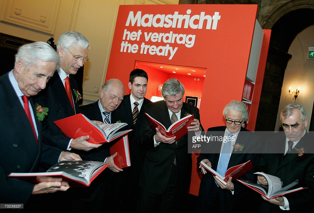 maastricht treaty essay Monday marks a notable date in political history – the anniversary of april 9 1992, the last time that the conservative party managed to achieve victory at a.